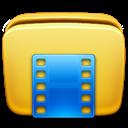 Folder, Icon, Videos Icon