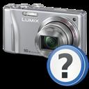 Help, Lumix, Panasonic, Zs Icon