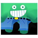 Greenbluepants Icon