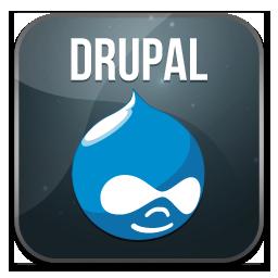 Drupal, Px Icon