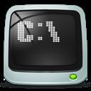 Icon, Run, Shell Icon