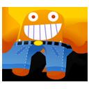 Orangepants Icon
