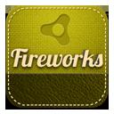 Fireworks, Px Icon