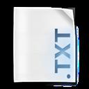 Camill, File, Txt Icon