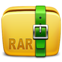 Archive, Folder, Icon, Rar Icon