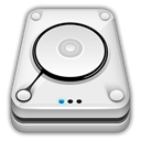 Harddisk, Icon Icon
