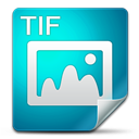 Filetype, Icon, Tif Icon
