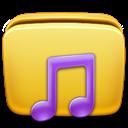 Folder, Icon, Music Icon