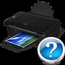 Epson, Help, Stylus, Tx Icon