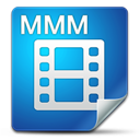 Filetype, Icon, Mmm Icon