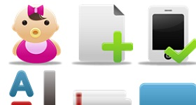 Pretty Office 9 Icons