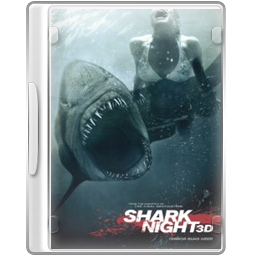 Icon, Night, Shark Icon