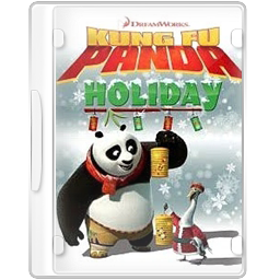 Holiday, Icon, Kungfu, Panda Icon