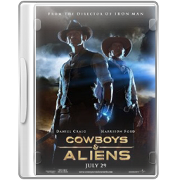 Aliens, Cowboys, Icon Icon