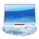 Computer, Heaven Icon
