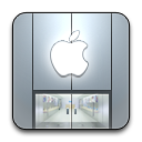 Alt, Apple, Store Icon