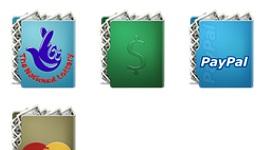 Aquave Cash Icons