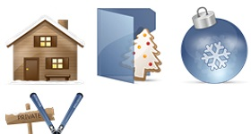 Free Wintertime Icons