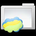 Folder, Nimbus Icon