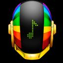 Guyman, Helmet, Music Icon