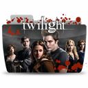 Folder, Tv, Twilight Icon