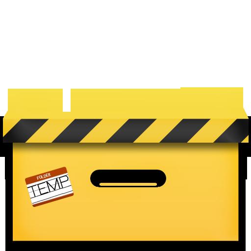 Stacks, Temp Icon