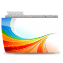 Folder, Pack, Season Icon