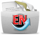 Endnote, Folder, x Icon