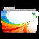 Folder, Season Icon