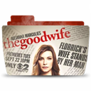 Folder, Goodwife, Tv Icon