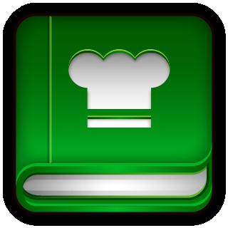 Book, Recipe Icon