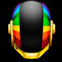 Guyman, Helmet, On Icon