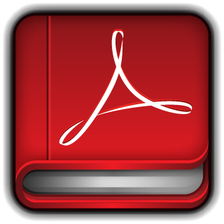 Adobe, Pdf, Reader Icon