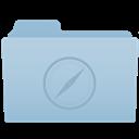 Folder, Safari Icon