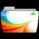 Folder, Season, x Icon