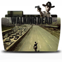 Folder, Tv, Walkingdead Icon