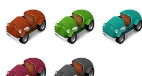 Colorful Auto Icons