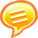 Chat, Speech, Talk Icon