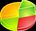 Analytics, Chart, Diagram, Pie Icon
