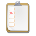 Check, Evolution, Tasks Icon
