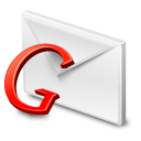 Gmail, Google, Red Icon
