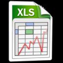 Excel, Microsoft, Xls Icon