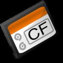 Compact, Flash, Unmount Icon