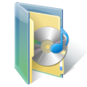 Cd, Folder, Music Icon