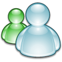 Instant, Messenger Icon