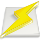 Lightning, Power, Winamp Icon