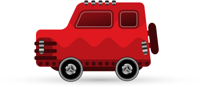 Car, Jeep, Transportation, Vehicle Icon