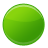 Ball, Circle, Go, Green Icon