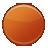 Ball, Circle, Orange, Point Icon