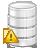 Database, Warning Icon